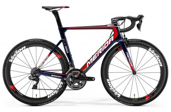Шоссейный велосипед Merida Reacto Team-E (2018)
