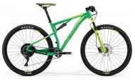 Двухподвесный велосипед Merida Ninety-Six 7.600 (2018)