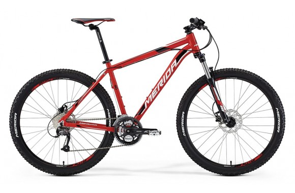 Горный велосипед Merida Big.Seven 40-D (2015)
