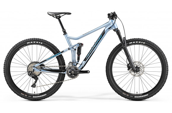 Велосипед Merida One-Twenty 7.XT Edition Juliet (2019)