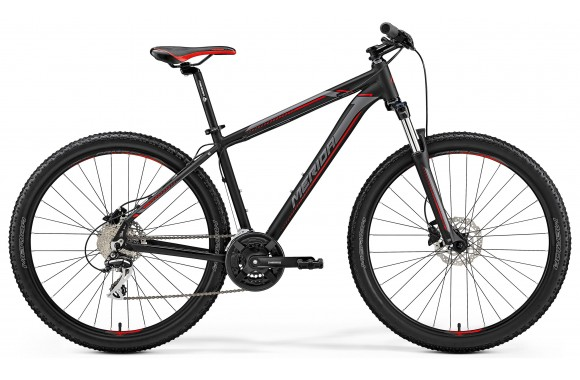 Велосипед Merida Big.Seven 20-D (2019)