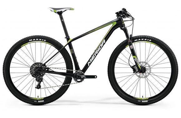 Горный велосипед Merida Big.Nine 4000-FRM (68077)