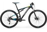 Двухподвесный велосипед Merida Ninety-Six 9.600 (2017)