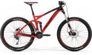 Двухподвесный велосипед Merida One-Forty 500 (2017)