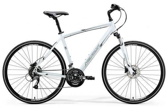 Городской велосипед Merida Crossway 40-D (2018)