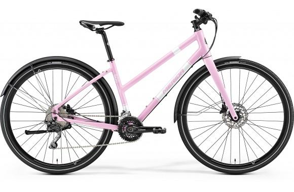 Женский велосипед Merida Crossway Urban 500-Lady (2017)