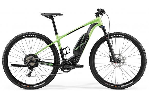 Велосипед Merida eBig.Nine 800 (2019)