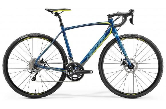 Шоссейный велосипед Merida CycloСross 300 (2018)