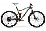 Двухподвесный велосипед Merida One-Twenty 9.600 (2018)
