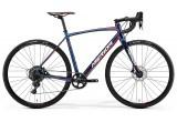 Шоссейный велосипед Merida Cyclo Cross 600 (2018)