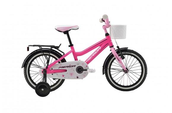 Детский велосипед  Merida Bella J16 (2016)