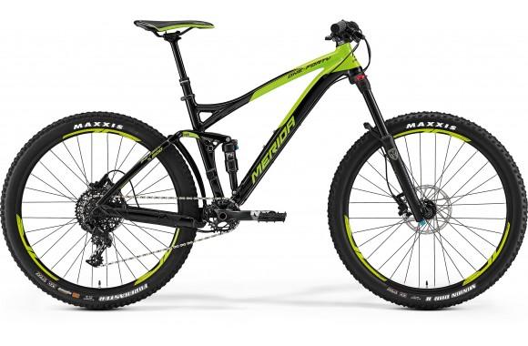 Двухподвесный велосипед Merida One-Forty 600 (2017)