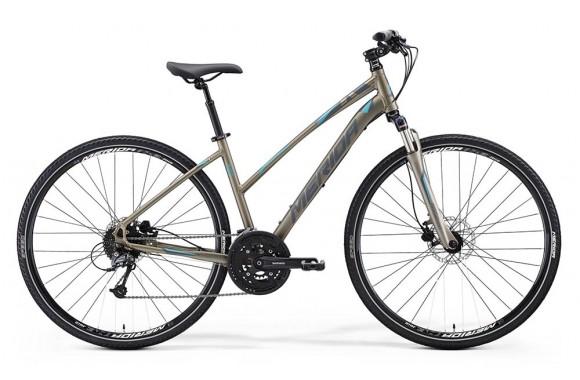 Женский велосипед Merida Crossway 300-Lady (2015)