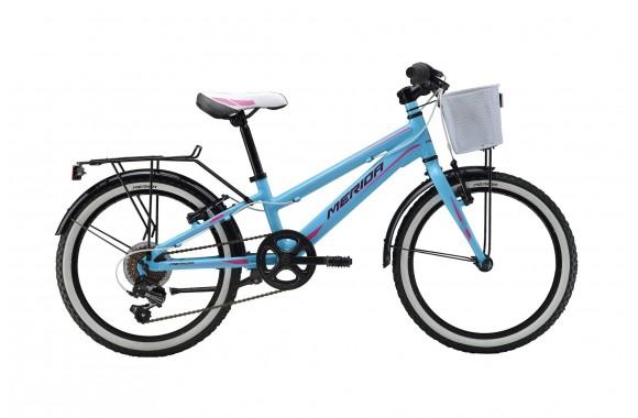 Детский велосипед Merida Bella J20 6 spd (2016)
