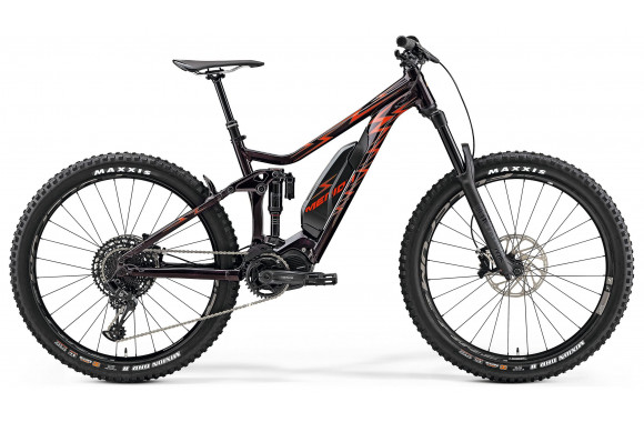 Велосипед Merida eOne-Sixty MetalRIDA (2019)