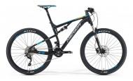 Двухподвесный велосипед Merida Ninety-Six 7.600 (2017)