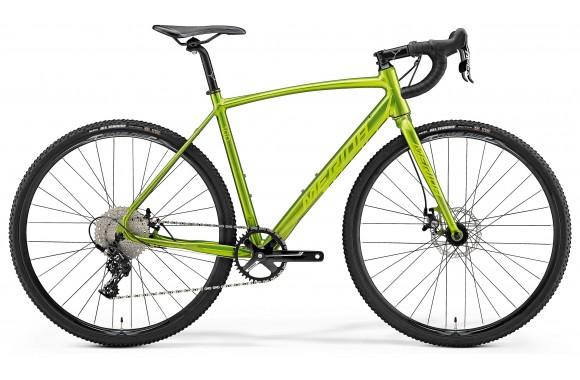 Шоссейный велосипед Merida Cyclo Cross 100 (2018)