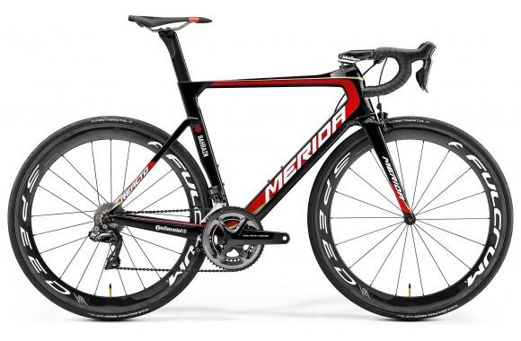 Велосипед Merida Reacto Team-E (2019)