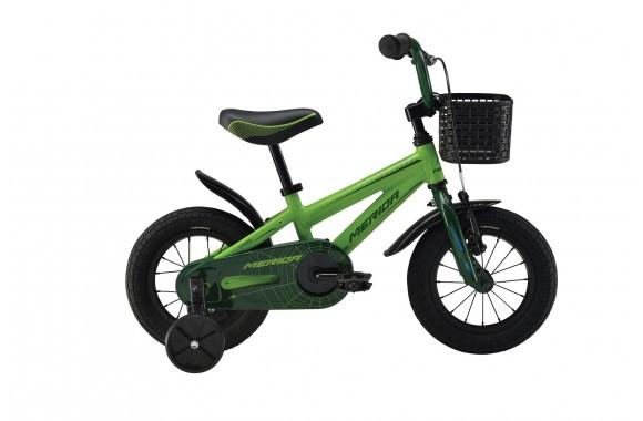 Детский велосипед Merida Spider J12 (2016)
