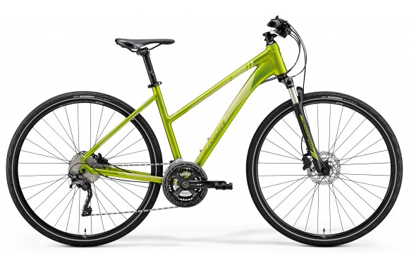 Велосипед Merida Crossway Xt-Edition Lady (2018)