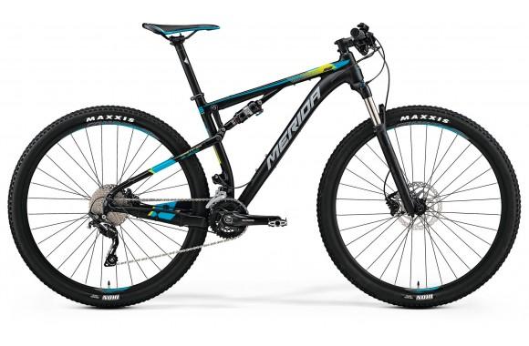 Двухподвесный велосипед Merida Ninety-Six 9.Team-FRM (63458)