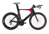 Шоссейный велосипед Merida Warp TRI 7000-E (2016)