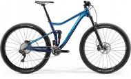 Двухподвесный велосипед Merida One-Twenty 9.7000E (2017)