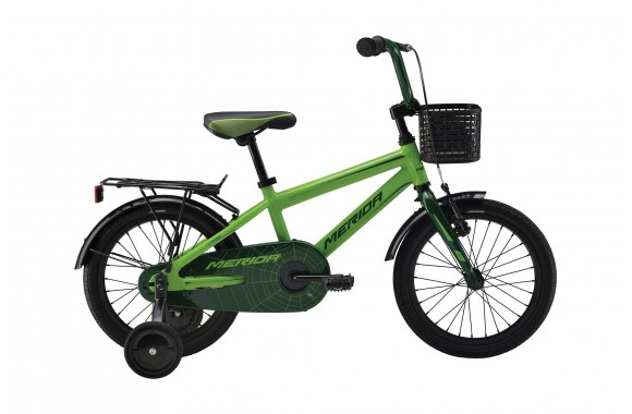 Детский велосипед  Merida Spider J16 (2016)