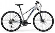Женский велосипед Merida Crossway 100 Lady (2018)