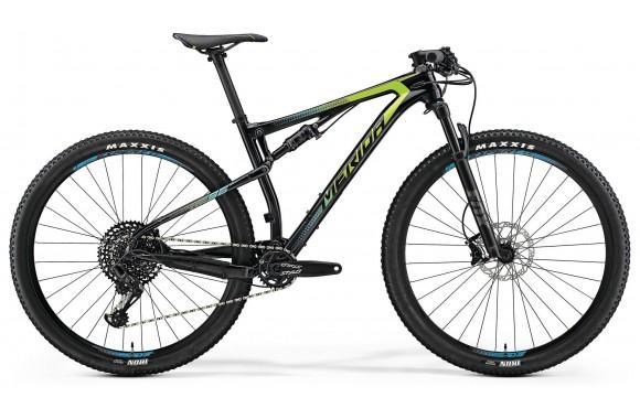 Двухподвесный велосипед Merida Ninety-Six 9.6000 (2018)