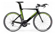 Шоссейный велосипед Merida Warp TRI 5000 (2016)