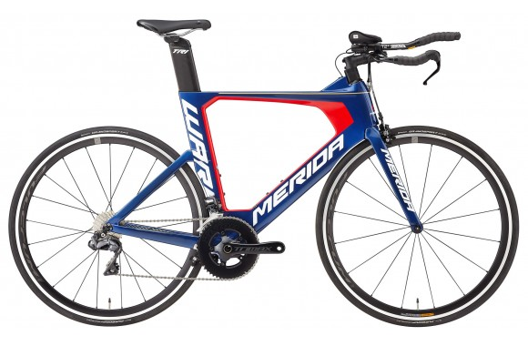 Велосипед Merida Warp Limited (2019)