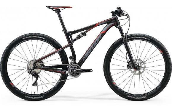 Двухподвесный велосипед Merida Ninety-Six 7.7000 (2017)