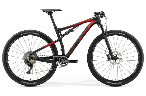 Велосипед Merida Ninety-Six 9.7000 (2019)