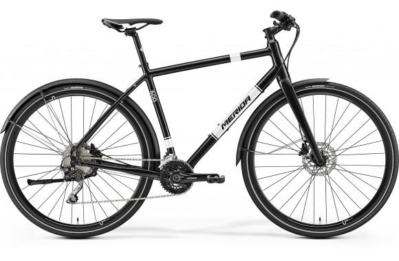 Городской велосипед Merida Crossway Urban 500 (2017)