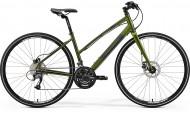 Женский велосипед Merida Crossway Urban 40-D-Lady FED (2017)