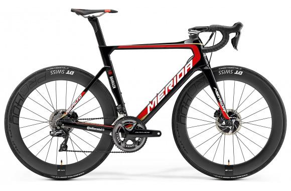 Велосипед Merida Reacto Disc Team-E (2019)