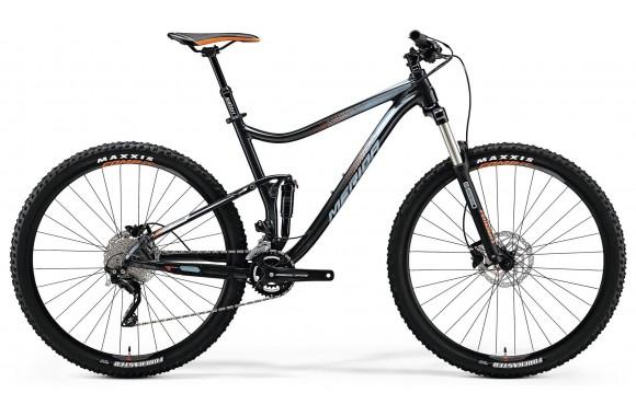 Двухподвесный велосипед Merida One-Twenty 7.400 (2018)